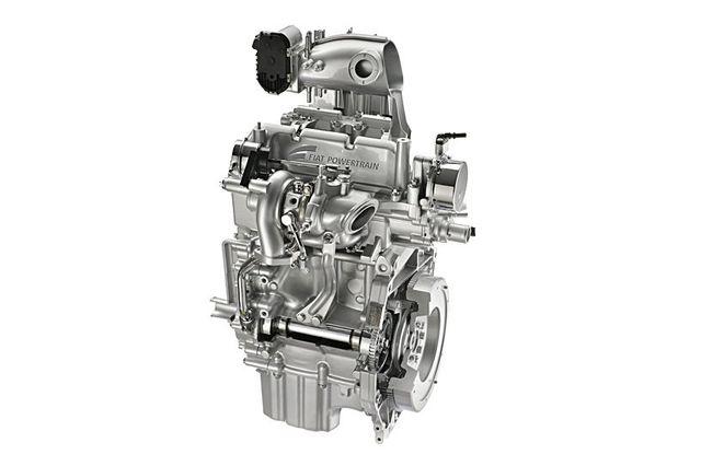 Fiat 500 Twinair Motor