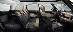 Fiat 500L Living als Familienkombi