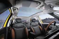 Fiat 500L Trekking Innenraum