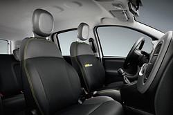 Fiat Panda Young - Innenraum