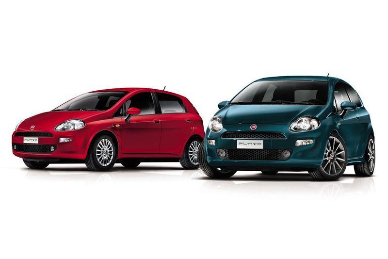 Fiat Punto - 3 und 5-türig