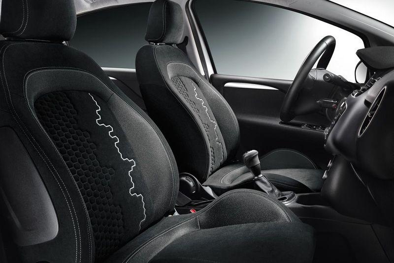 Fiat Punto - Innenraum