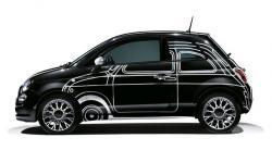 Mit der Initiative 500 Couture antwortet Fiat auf die Wünsche der Kunden nach immer stärker personalisierten Fahrzeugen.