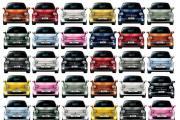 Eine Million Fiat 500 weltweit