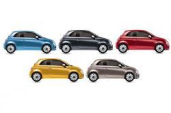 Den Fiat 500 Edizione Color Therapy bei Hirschmugl schon ab � 9.990.-