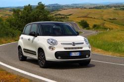 Den Fiat 500L Easy 105 gibt es bei Hirschmugl als Aktionsmodell bereits ab � 14.990.-