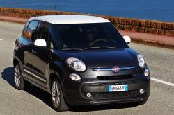 Bis zu € 7.100,- Nachlass auf lagernde Fiat 500L mit Kurzzulassung.