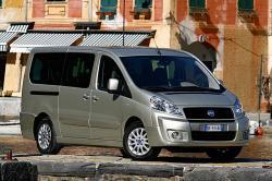 Den Fiat Scudo Panorama mit 163 PS und 8 Sitzplätzen gibt es bei Hirschmugl ab € 30.990,-