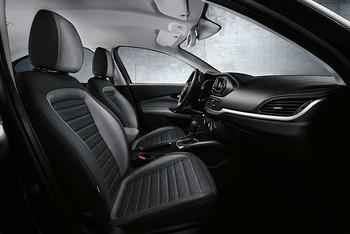 Fiat Aegea - Innenraum