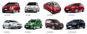 Fiat Flotte erneut die Autos mit den niedrigsten CO2-Emissionen in Europa