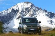 Die Forstverwaltung Tirol ordert 90 Fiat Panda 4x4
