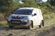 10.000 Meilen Kapstadt - London nonstop im Fiat Panda